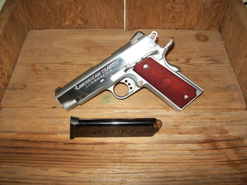 New metro arms 1911 commander 2coolfishing