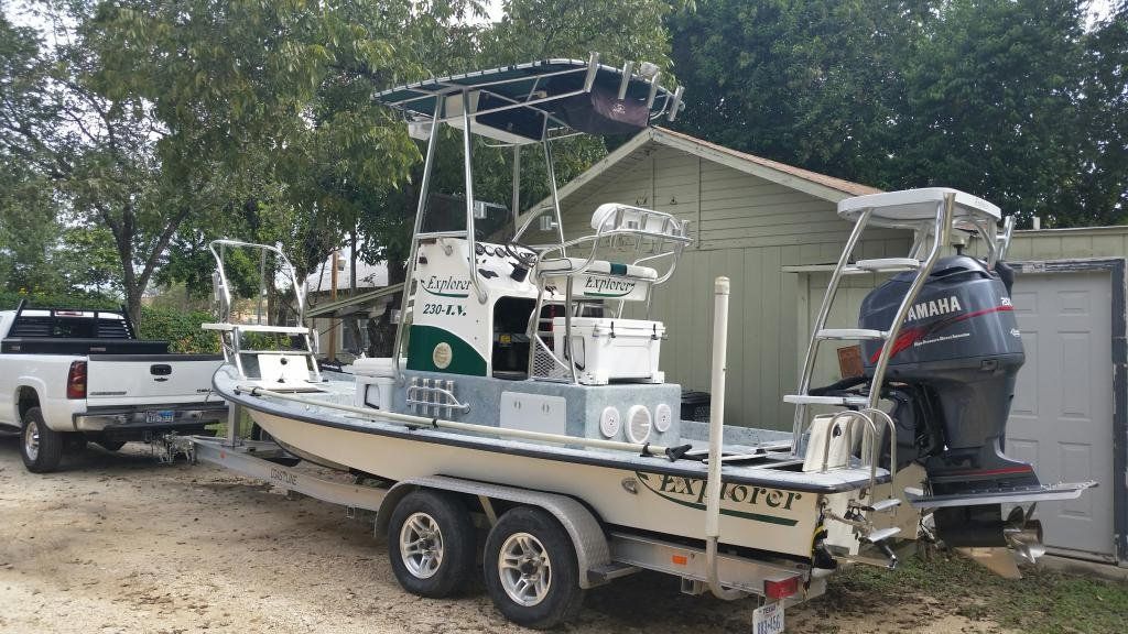 Shoalwater legend/ explorer tv style boats? - 2CoolFishing