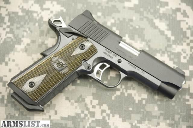 Kimber 1911 Tactical