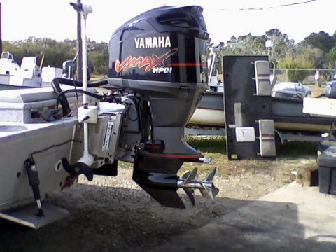 Yamaha Outboard Trp Lower Unit