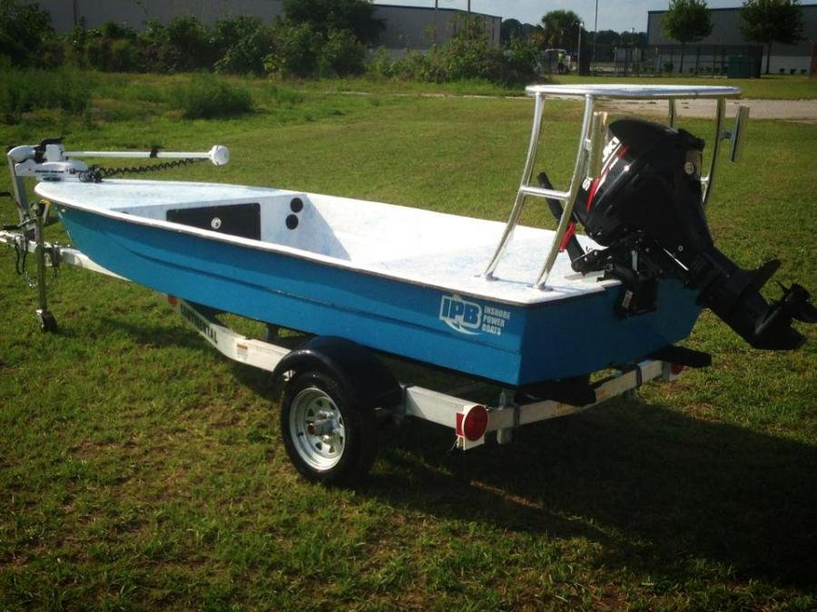 thoughts on rigging a micro skiff - 2CoolFishing
