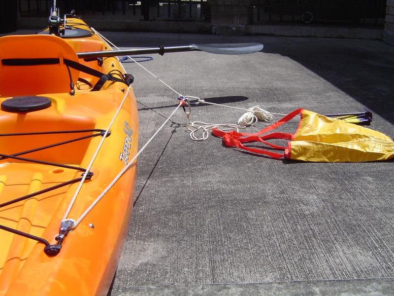 Kayak Anchor Trolley New Info 2coolfishing
