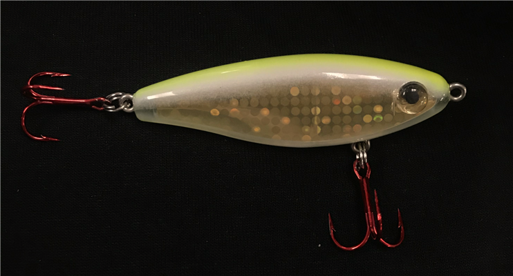 Texas custom double d lure - 2CoolFishing