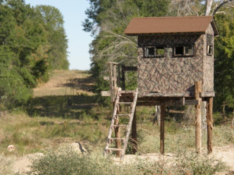 Hunting Stand Designs : Deer stand ideas?! page 2 2coolfishing