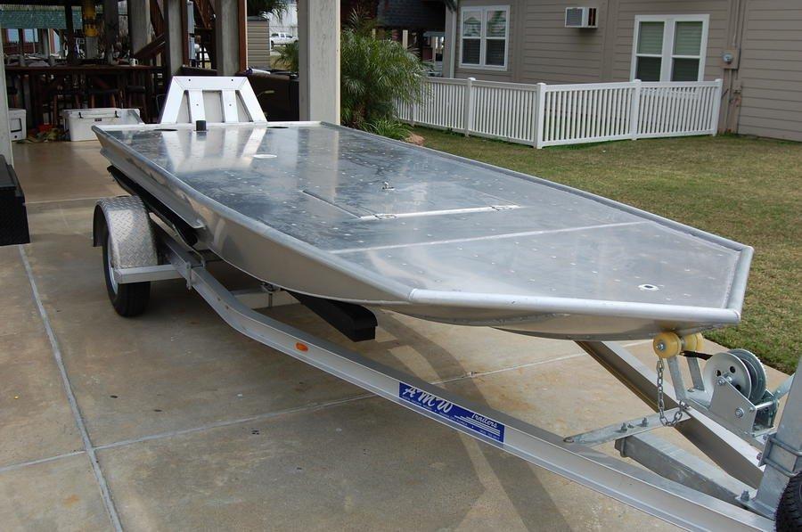 how to make a big aluminum foil boat