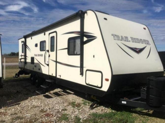Two new bumper pull travel trailers for sale cheap ...