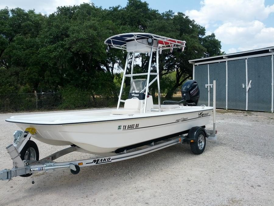 t-top mako pro skiff - 2CoolFishing