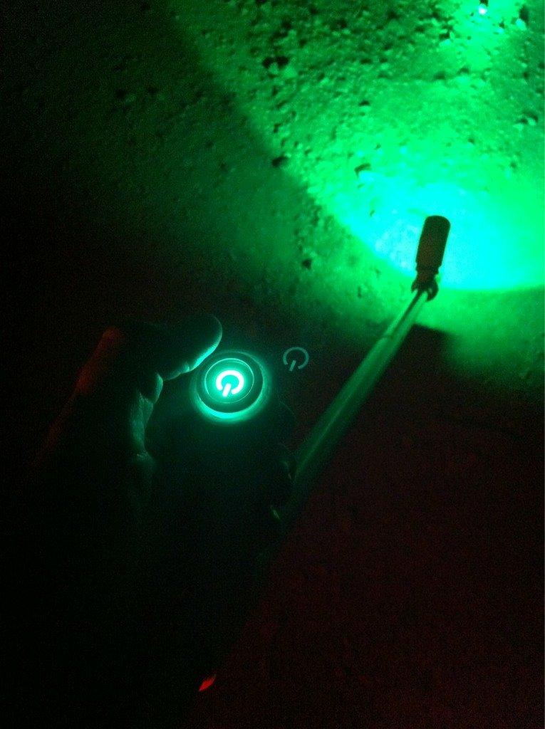 led flounder light - 2coolfishing, Reel Combo