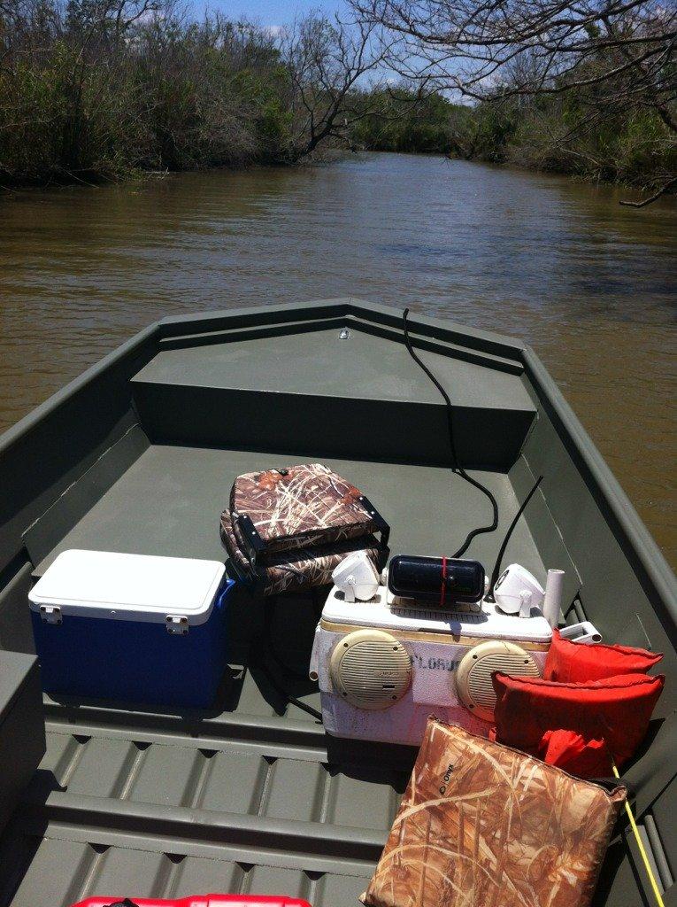 need ideas for bowfishing lights - 2coolfishing