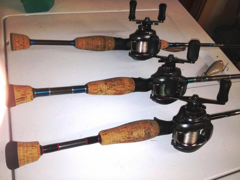 Waterloo Rods     Show me your custom - Page 6 - 2CoolFishing