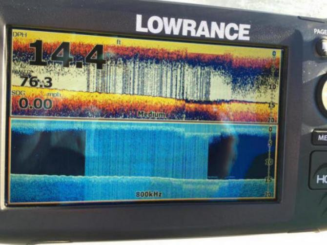 Lowrance Hook 7 Interference - 2CoolFishing