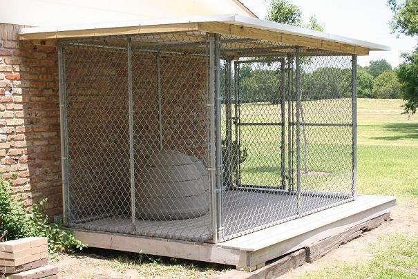 outdoor dog kennel flooring - 2coolfishing