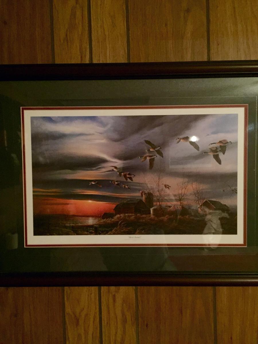 Terry Redlin Framed Print For Sale - 2CoolFishing