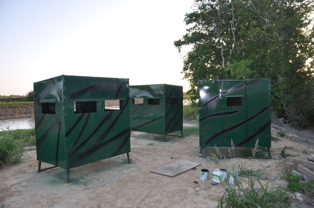 deer stand build:4x6 plans? - 2coolfishing
